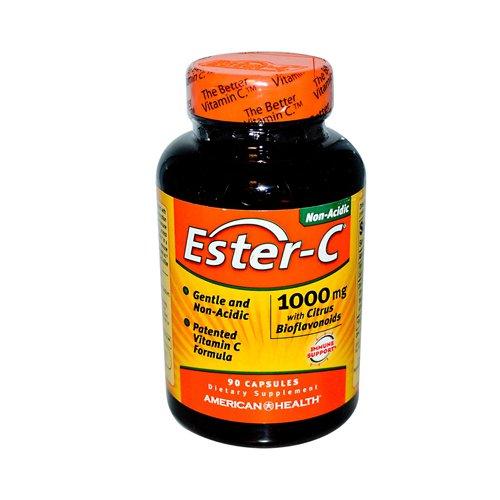 American Health Ester C 1000 W/Cit Bio 90 Cap by American Health