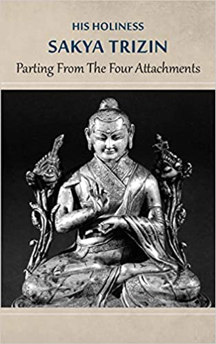 Amazon com: Parting from the Four Attachments (9788878341203
