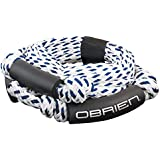 O'Brien Knotted Wakesurf Rope (White)