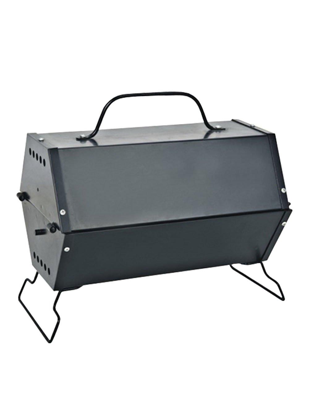 Herrenchwear Faltbare tragbare BBQ-Camping-Grills im Freien im Freien 40cm 16