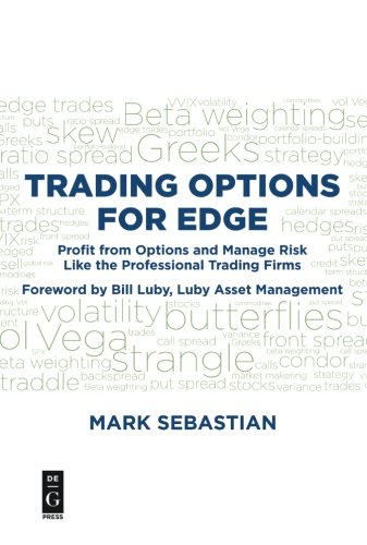 Trading Options for Edge