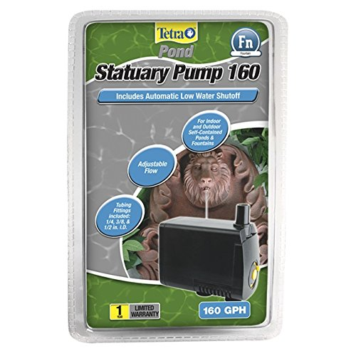 Gardening Water Tetra - Tetra Pond 160 Statuary Pump
