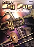 2001 Big Pop Instrumental Solos, Alfred Publishing Staff, 0757981259