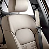 Car Interior Seat Belt Covers for Adults Beige