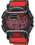 G-Shock GD-400-4CR Watch Black - Red
