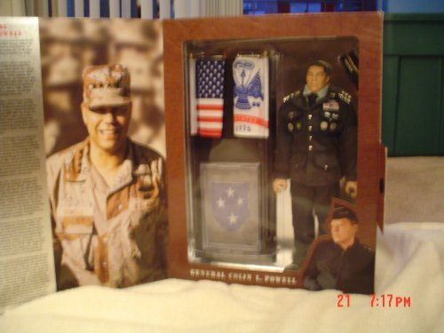 (GI Joe Classic Collection General Colin L. Powell fourth in series)
