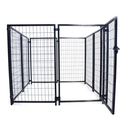 Big dog kennel cage x pet extra large outdoor heavy duty for Xl indoor dog kennel