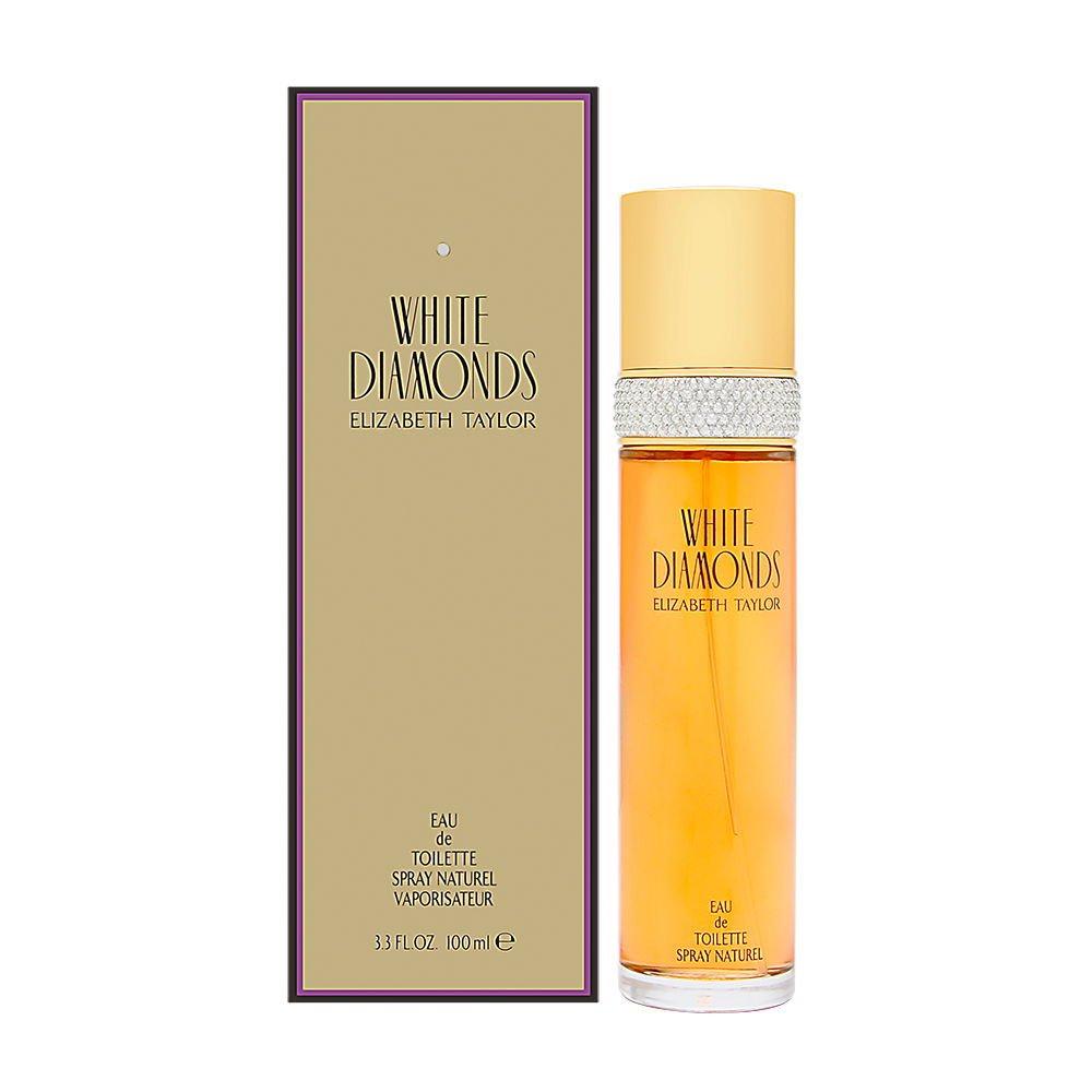 White Diamonds Elizabeth Taylor Perfumed Body Lotion, 6.8-Ounce B00DYRV7P8