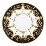 Lenox Marchesa Couture Night Accent Plate, Baroque