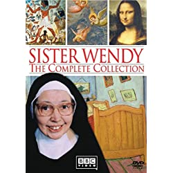 Sister Wendy - The Complete Collection (Story of Painting / Grand Tour / Odyssey / Pains of Glass)
