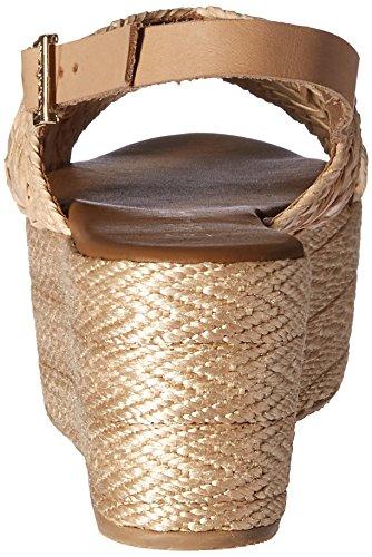 Wedge Women's Macadamia Espadrille KAANAS Sandal Nut qFTwqZ4P