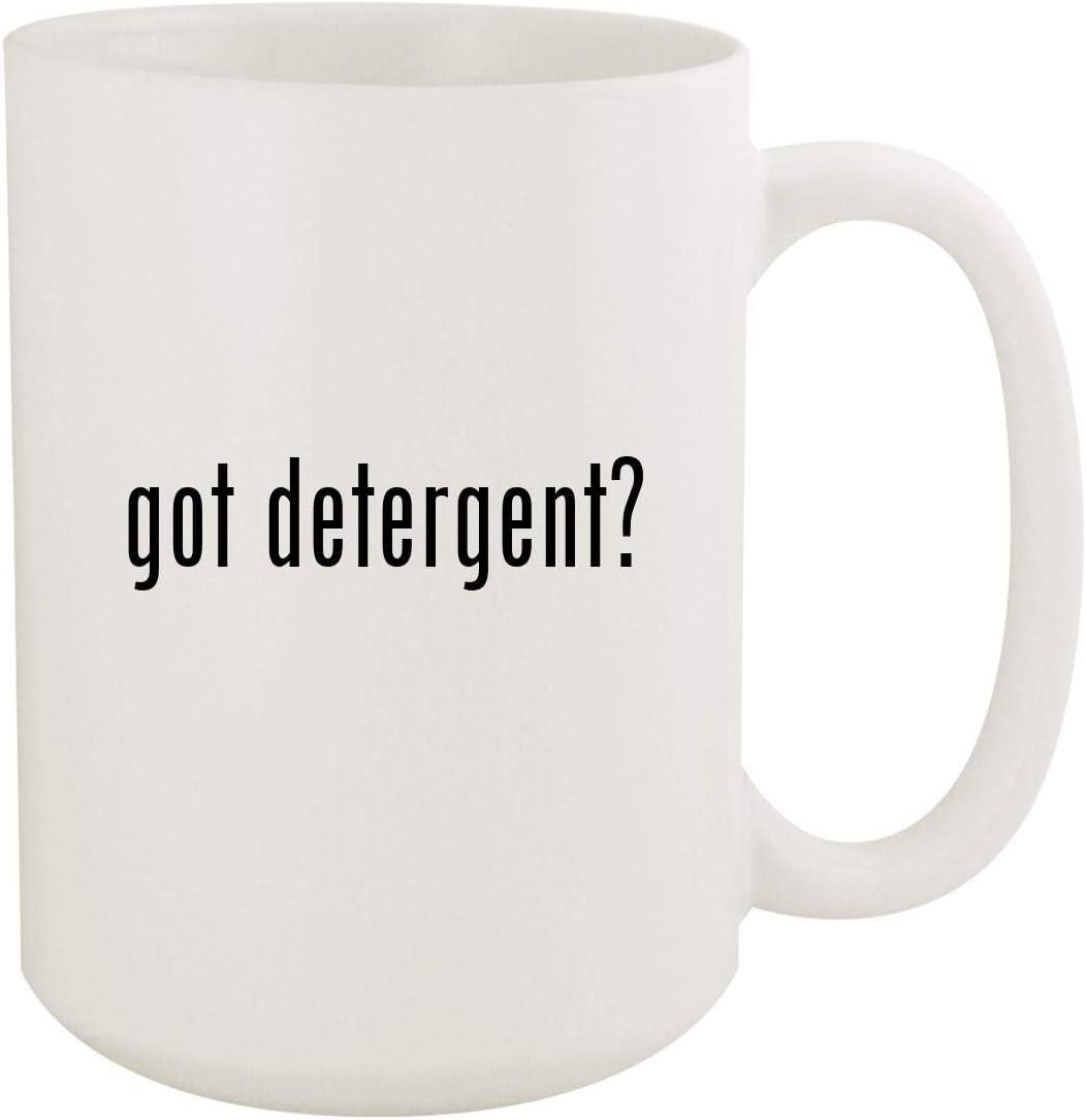 got detergent? - 15oz White Ceramic Coffee Mug