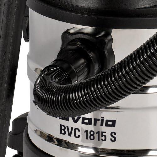 Bavaria BVC 1815 S - Aspirador en húmedo y seco: Amazon.es ...