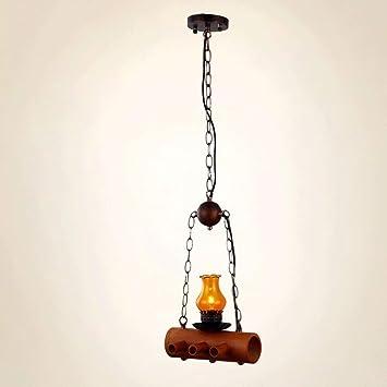 ZLHW Creativo del sudeste asiático, Restaurante, lámpara ...