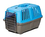 Pet Carrier: Hard-Sided Dog Carrier, Cat...