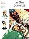 Les Sept Scarabées par Moncomble