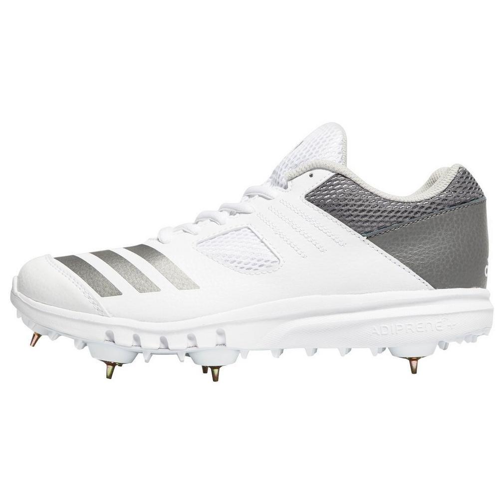 adidas Junior Howzat Full Spike Cricket Shoes CM7424
