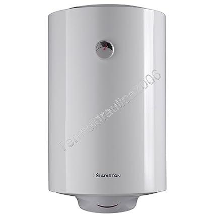 Vertical 100 Litros Calentador de Agua Electrico PRO R EVO 100 V/3 EU Ariston