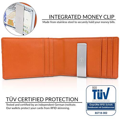 TRAVANDO Money Clip Wallet RIO