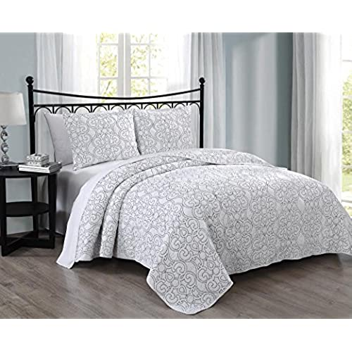 Black and White Bed Quilts and Spreads: Amazon.com : amazon bed quilts - Adamdwight.com