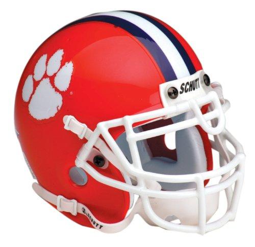 Tigers Mini Football (NCAA Clemson Collectible Mini Football Helmet)