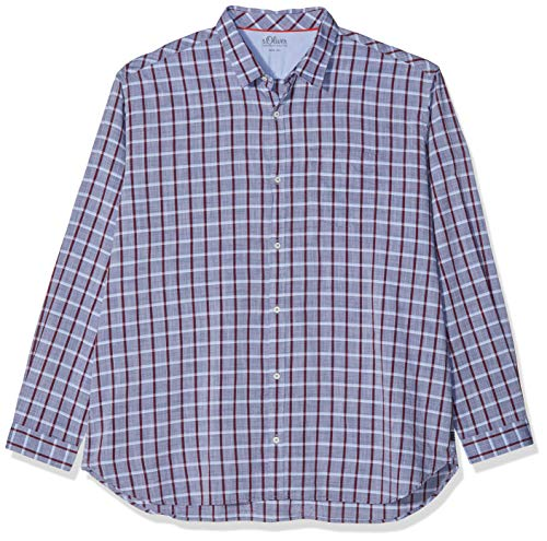 Big Xxxx large Camisa Size S 57n2 21 oliver Para midnight 15 Azul 901 2608 Hombre 5OO6q0