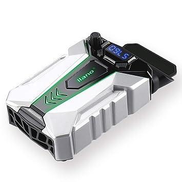 PC Portátil Refrigerador De Pantalla Led, Laptop Cooling Fan Desarrollado 9V, Notebook Velocidad Del Viento Del Refrigerador Del, Ordenador ...