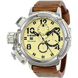 U-Boat Men's 7107 Chimera Silver 925 Watch