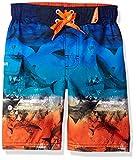ZeroXposur Boy's Surf UPF 50 + Swim Trunks with Goggles