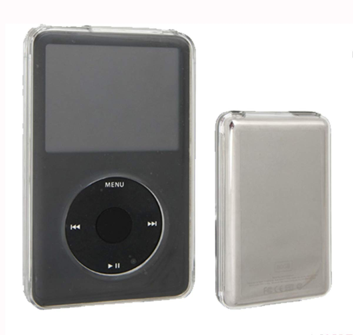 クリアハードケース クリスタル保護カバー iPod Classic 80g 120g 3Generation 160g Vedio 2 Geberation 30g   B07NYF1JML