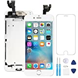 iphone 4 front glass digitizer - Screen Replacement for iPhone 6 Plus White 5.5