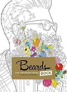 The Beard Coloring Book: Meggyn Pomerleau: 9781621069959: Amazon ...