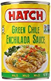Hatch Green Chile Enchilada Sauce Mild, 15 Ounce