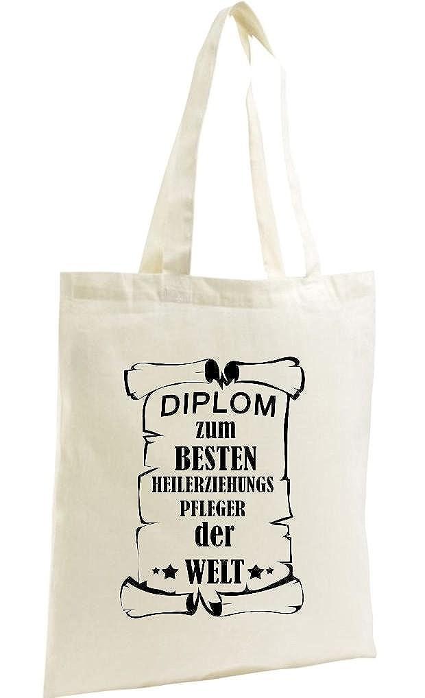 Organic Shopper Diplom zum besten Heilerziehungspfleger der Welt,