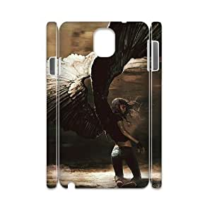case Of Angel 3D Bumper Plastic customized case For samsung galaxy note 3 N9000