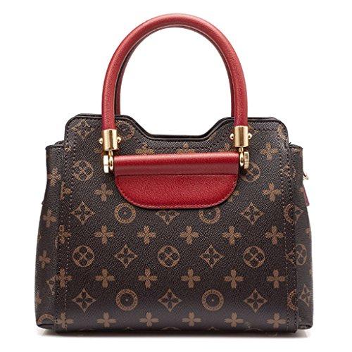 Ladies Handbag Fashion Shoulder Bags Diagonal Package Ladies Bag (Color : #4) #2