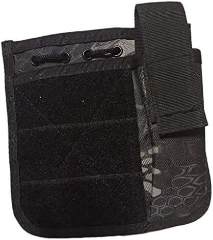 ウェストバッグ タクティカルポーチ 取り外し可能 アウトドア 多機能 メンズ レディース