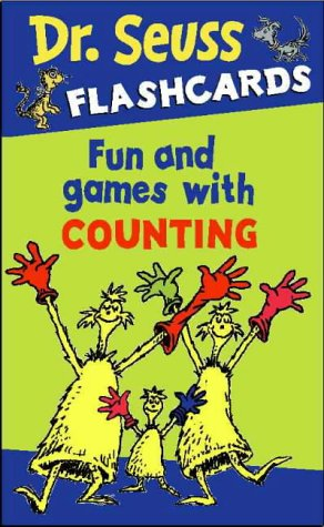 Fun and Games with Counting (Dr.Seuss Flashcards)