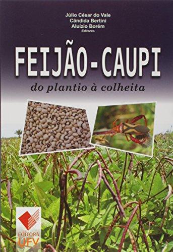 Feijao-caupi: Do Plantio a Colheita