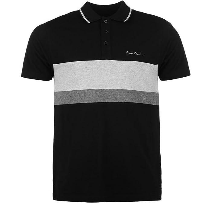 Pierre Cardin Hombre Camisa Polo Contrastante ehSQdm6ck