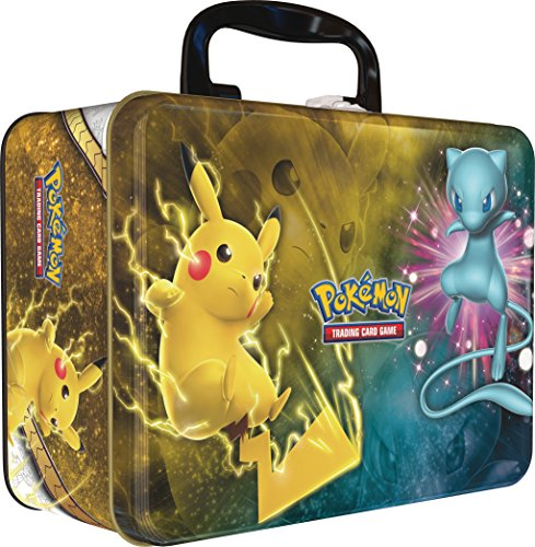 Pokemon Shining Legends Booster Collector's Tin Chest Box TCG Card Game (Tin Case Box)