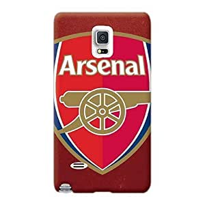 Samsung Galaxy Note 4 ENq11651KGpP Custom Stylish Arsenal Similar Image High Quality Hard Phone Case