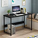 YQ WHJB Simple Sturdy Office Computer Desk,Writing Computer Table,Home Pc Laptop Table Desktop Workstation Easy to Assembly-v 120x60x73cm(47x24x29in)