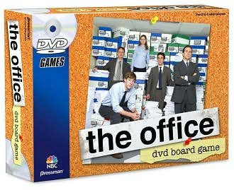 NBC the office DVD Board Game by Office DVD Board Game