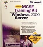 img - for Microsoft Windows 2000 Server (MCSE Study Guide for Exam 70-215) (MCSE Training Kit) book / textbook / text book