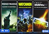 Pack: Watchmen + Monstruoso + Deep Impact (Import Movie) (European Format - Zone 2) (2013) Jackie Earle Hal