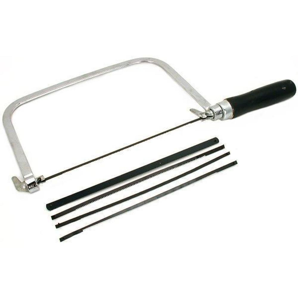 Amazon 5 coping saw with 5 blades arts crafts sewing greentooth