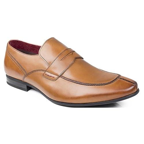 Front Cordones Marrón De Shoes Hombre es CanelaAmazon Para Zapatos dBoCrExeQW