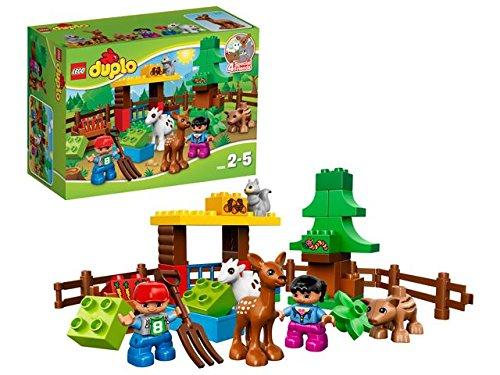 LEGO DUPLO 10582 - Wildtiere