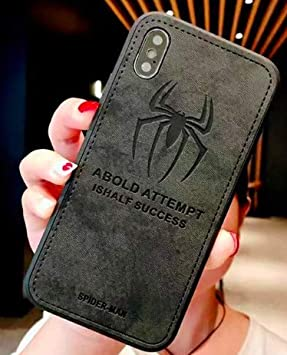 coque iphone xr spiderman
